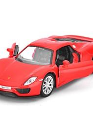 Недорогие -Игрушечные машинки Автомобиль Пластиковые & Металл Детские Взрослые Все Игрушки Подарок 1 pcs