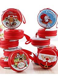 Недорогие -рождественский новый год розничная сумка подвеска украшение рождественская елка наушники сумки для хранения конфеты коробки случайные