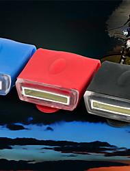 baratos -Luz LED LED Luzes de Bicicleta Ciclismo Impermeável, Portátil, Libertação Rápida Bateria Recarregável Lithium-ion 1200 lm Branco / Vermelho Ciclismo