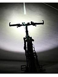 abordables -LS070 Lampes Frontales Eclairage de Vélo / bicyclette Phare Avant de Moto Cree® XM-L U2 2 Émetteurs 5000/2500 lm avec Chargeur Imperméable, Résistant aux impacts, Rechargeable Camping / Randonnée