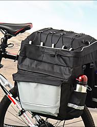 Недорогие -36-55 L Сумка на багажник велосипеда / Сумка на бока багажника велосипеда Регулируется, Компактность, Легкость Велосумка/бардачок Нейлон Велосумка/бардачок Велосумка Велосипедный спорт