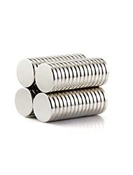 Недорогие -50 штук 12x2mm diy холодильник магниты офисные магниты сухие стирающие магниты