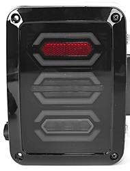 abordables -OTOLAMPARA 1 Pièce Aucune Automatique Ampoules électriques 21 W LED Dip 2100 lm 21 LED Phare arrière Pour Jeep Wrangler Toutes les Années