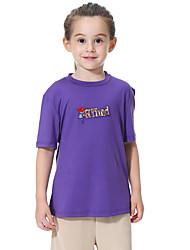 tanie -Dzieci Dla dziewczynek Nadruk Krótki rękaw T-shirt
