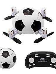 baratos -RC Drone BY-2 Football Drone BNF 6ch 6 Eixos 2.4G Quadcópero com CR Retorno Com 1 Botão / Modo Espelho Inteligente Quadcóptero RC / Controle Remoto / Manual Do Usuário
