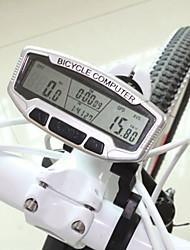 Недорогие -SD-558A Велокомпьютер Водонепроницаемость / Точность / Проводной Горный велосипед / Шоссейные велосипеды Велоспорт