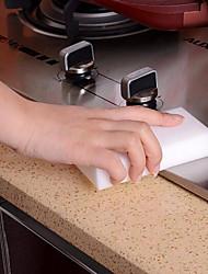 Недорогие -Кухня Чистящие средства губка Прибор для удаления катышек / щетка Творческая кухня Гаджет 2pcs