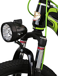baratos -Luz Frontal para Bicicleta LED Luzes de Bicicleta LED Ciclismo Impermeável, Portátil, Libertação Rápida AAA 400 lm Bateria Branco Ciclismo