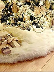 billiga -Ornament Icke vävt tyg Bröllop Dekorationer Jul / Fest / afton Jul / Kreativ / Vintage Theme Vinter