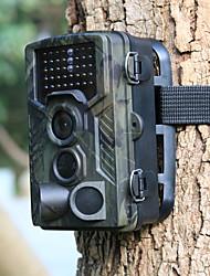 Недорогие -Камера охотничьего следа / скаут-камера 16 МП 1080p Ночное видение Диапазон обнаружения 120 ° 2-дюймовый ЖК- ИК-светодиоды 42шт Походы / туризм / спелеология Охота Животные 850 nm 3.1 mm 1080P