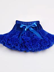 お買い得  -子供 / 幼児 女の子 ソリッド スカート