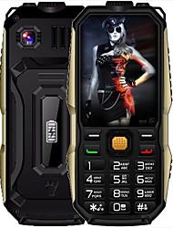 """Недорогие -SERVO P20 TV Phone 2.4 дюймовый """" Сотовый телефон (Other + Другое 0.3 mp 4000 mAh mAh)"""