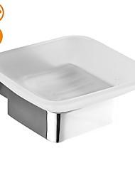 baratos -Saboneteiras e acionistas Criativo / Novo Design / Legal Tradicional / Modern Aço Inoxidável 1pç - Banheiro Montagem de Parede