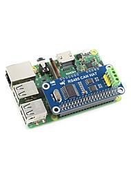 Недорогие -wavehare rs485 can hat для малины pi