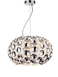 Недорогие -CXYlight 3-Light Шары / Оригинальные Подвесные лампы Рассеянное освещение Электропокрытие Акрил Акрил Новый дизайн 110-120Вольт / 220-240Вольт