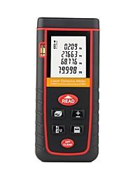 Недорогие -1 pcs Пластик Дальномер / инструмент Измерительный прибор / Pro 0.05-80(m)