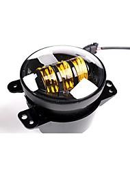 abordables -OTOLAMPARA 1 Pièce Aucune Automatique Ampoules électriques 35 W LED Haute Performance 2800 lm 3 LED Feu Antibrouillard Pour Jeep / Dodge Wrangler / Magnum / Journey Toutes les Années