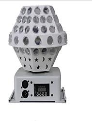 Недорогие -двухслойное звездное небо светодиодный узор магический шар свет ктв вспышка комната освещение сцены контроль звука стробоскопический лазер лазерный свет