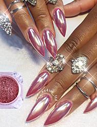 billige -1 pcs Glitter Klassisk / Bedste kvalitet Romantisk Serie Klassisk Tema Negle kunst Manicure Pedicure Fest / aften / Daglig / Maskerade Luksus / Aristokratisk Lolita