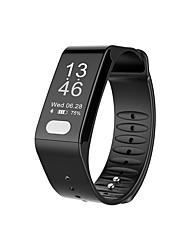 Недорогие -TOLEDA E-TLWT6 Смарт Часы Android iOS Bluetooth Измерение кровяного давления Сенсорный экран Израсходовано калорий Регистрация деятельности / Таймер / Секундомер / Датчик для отслеживания активности