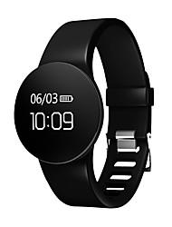 Недорогие -TOLEDA E-TLWD3 Смарт Часы Android iOS Bluetooth Измерение кровяного давления Сенсорный экран Израсходовано калорий Регистрация деятельности / Таймер / Секундомер / Датчик для отслеживания активности