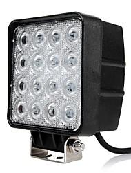 Недорогие -OTOLAMPARA 2pcs Автомобиль Лампы 48 W Высокомощный LED 4800 lm 16 Светодиодная лампа Рабочее освещение Назначение Ford / Dodge / Chevrolet S10 / Ram / Ram1500 Все года