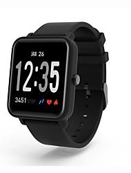Недорогие -Kimlink DO10 Смарт Часы Bluetooth Пульсомер Измерение кровяного давления Израсходовано калорий Регистрация дистанции Информация / Секундомер / Педометр / Напоминание о звонке