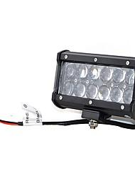 Недорогие -OTOLAMPARA 1 шт. Автомобиль Лампы 60 W Высокомощный LED 6000 lm 12 Светодиодная лампа Рабочее освещение Назначение Toyota / Mitsubishi Highlander / Pajero V93 / Mitsubishi