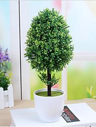 abordables -Fleurs artificielles 1 Une succursale Classique Mariage / Style Simple Plantes Arbre de Noël
