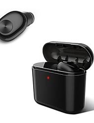 Недорогие -CIRCE BL1 В ухе Беспроводное / Bluetooth 4.2 Наушники наушник Алюминиевый сплав 7005 / Металл / ABS + PC Мобильный телефон наушник Спорт и отдых / Стерео / Двойные драйверы наушники