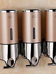 Недорогие -Дозатор для мыла Новый дизайн / Cool Современный ABS + PC 1шт На стену