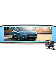 Недорогие -newsmy g7 1080p ночного видения 140 градусов широкий угол 7 дюймов tft lcd монитор dash cam автомобиль dvr с g-датчиком / петлевой записью