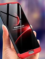 Недорогие -Кейс для Назначение Huawei Huawei P20 Pro Защита от удара / Матовое Кейс на заднюю панель Однотонный Твердый ПК