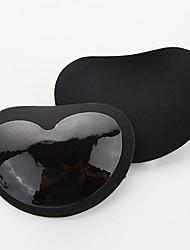 Недорогие -Женский Нормальная Сексуальные платья Чашки 5/8 Бюстгальтер Бюстгальтер с клейкими чашками - Однотонный