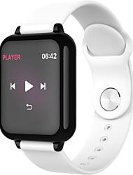 baratos -Indear B57 Pulseira inteligente Android iOS Bluetooth Smart Esportivo Impermeável Monitor de Batimento Cardíaco Medição de Pressão Sanguínea Cronómetro Podômetro Aviso de Chamada Monitor de Atividade