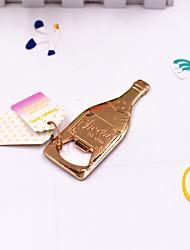 Недорогие -Не персонализированные Хром Открывалки для бутылок Креатив / Свадьба / Урожай Theme Бутылка Фавор