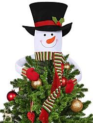 abordables -Décorations de vacances Décorations de Noël Noël / Décorations de Noël Décorative Blanc 1pc
