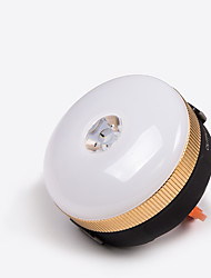 Недорогие -TANXIANZHE® Походные светильники и лампы Светодиодная лампа LED излучатели 4.0 Режим освещения с USB кабелем Портативные, Регулируется, Простота транспортировки
