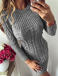 Платья-свитера