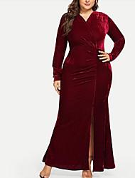 Недорогие -женский ежедневный миди, свадебное платье xl xxl xxxl xxxxl