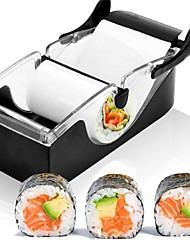 baratos -1pç Utensílios de cozinha Plástico Gadget de Cozinha Criativa Utensílio para Sushi Utensílios de Cozinha Inovadores