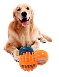 Недорогие -Жевательные игрушки / Учебный / Игрушка для очистки зубов Подходит для домашних животных Другие материалы Назначение Собаки / Коты