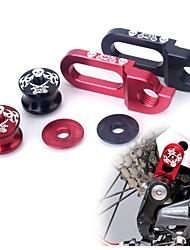Недорогие -Велосипед Derailleur Hanger Мощность, Анти-скольжение, Простота установки Шоссейные велосипеды / Односкоростной велосипед / Складной велосипед 7075 Алюминиевый сплав Черный / Красный