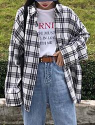 abordables -chemise femme en vrac - col chemise couleur bloc