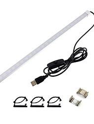 Недорогие -zdm 1 set usb 50cm / 19.68inch 5w 30 x 2835 smd leds жесткая полоса жесткого света вкл / выкл лампа dc 5v