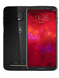 """Недорогие -MOTO Z3 XT1929-15 6.01 дюймовый """" 4G смартфоны (6GB + 128Гб 12 + 12 mp Qualcomm Snapdragon 835 3000 mAh mAh)"""