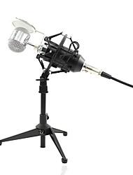 Недорогие -Проводное Микрофон Конденсаторный микрофон Ручной микрофон Назначение ПК