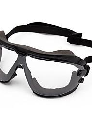 Недорогие -защитные очки для безопасности на рабочем месте пластмассовые пыленепроницаемые водонепроницаемые противоударные