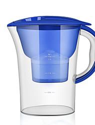 Недорогие -Портативные Фильтры для воды и очистители пластик Фильтрация воды для На открытом воздухе Повседневное использование 1 pcs Лиловый Синий
