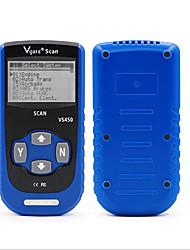 Недорогие -Vgate vs450 code reader vag может использовать инструмент сканирования obdii